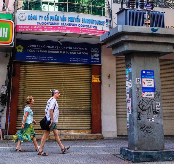 Công ty vận chuyển Sài Gòn Tourist chuyển nhượng trái phép trụ sở - Ảnh 1.
