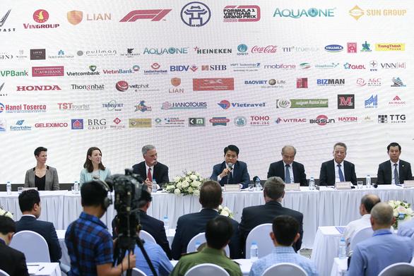 F1 đem tới nhiều cơ hội cho Việt Nam - Ảnh 1.