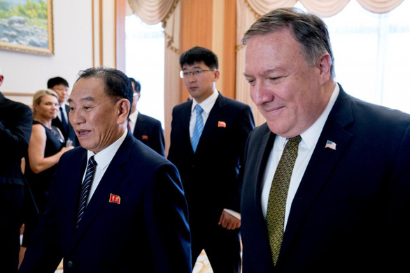 Mỹ - Triều lại hủy đối thoại cấp cao tuần này - Ảnh 1.