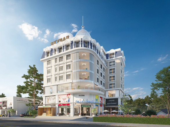 Sắp có khu foodcourt 2.000m2 tại Đà Lạt dành riêng cho du khách - Ảnh 1.