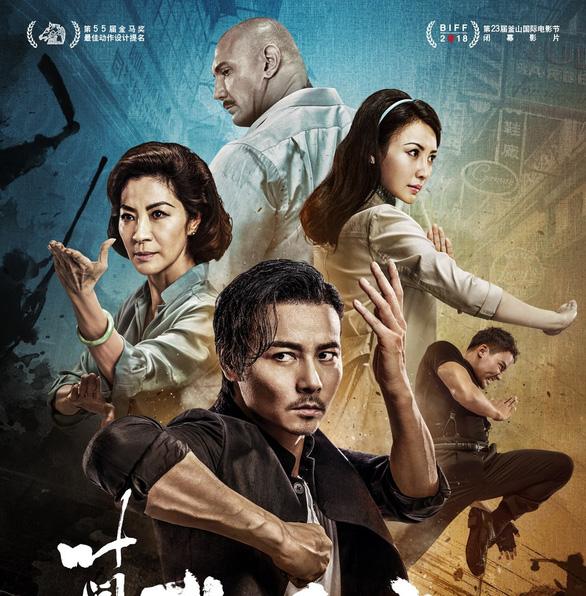 Dương Tử Quỳnh thích thú với tạo hình trong Diệp Vấn ngoại truyện - Ảnh 8.