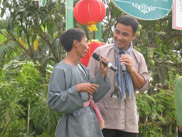 MC Quyền Linh: 20 năm buồn vui lẫn lộn với các chương trình từ thiện - Ảnh 1.