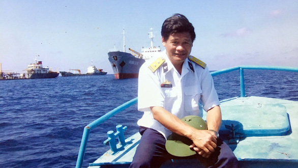 Một đời gắn bó với tàu và biển - Ảnh 1.