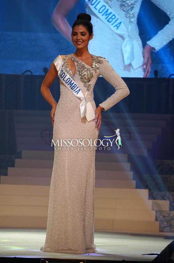 Thùy Tiên trượt top 15, Venezuela đăng quang Miss International 2018 - Ảnh 10.