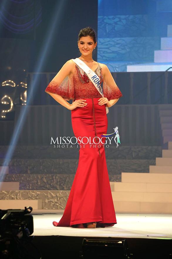 Thùy Tiên trượt top 15, Venezuela đăng quang Miss International 2018 - Ảnh 9.