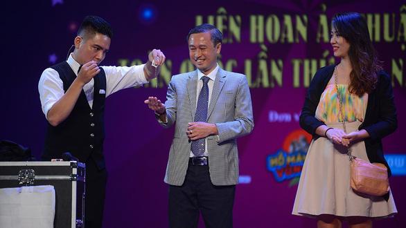 Ảo thuật gia Nguyễn Việt Duy: Gương mặt hot của các game show - Ảnh 1.