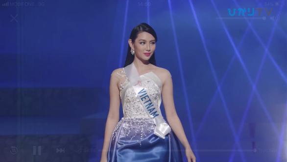 Thùy Tiên trượt top 15, Venezuela đăng quang Miss International 2018 - Ảnh 2.