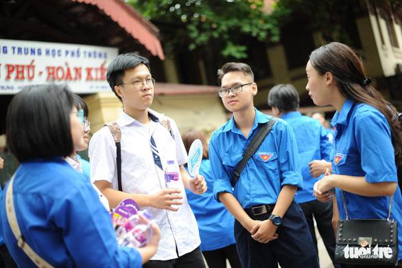 Tiến tới Đại hội đại biểu toàn quốc Hội Sinh viên Việt Nam lần thứ X - Ảnh 1.