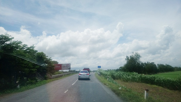 Chờ tuyến cao tốc thứ 2 về miền Tây - Ảnh 1.