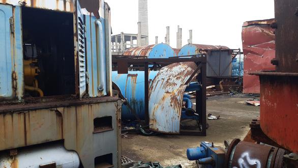Nhà máy thép đầu tư dang dở, ngân hàng ôm nợ - Ảnh 11.