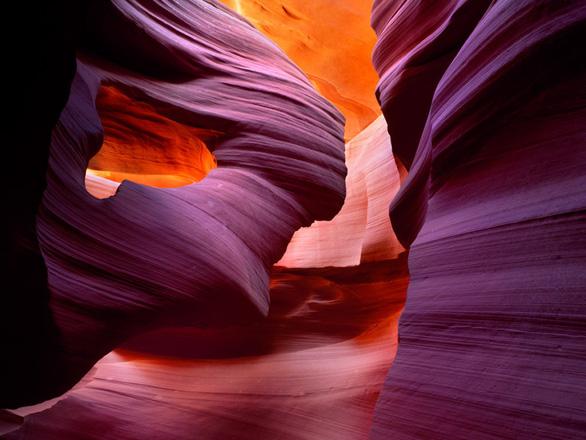 Những kỳ quan sắc màu thiên nhiên đẹp không tưởng - Ảnh 5.