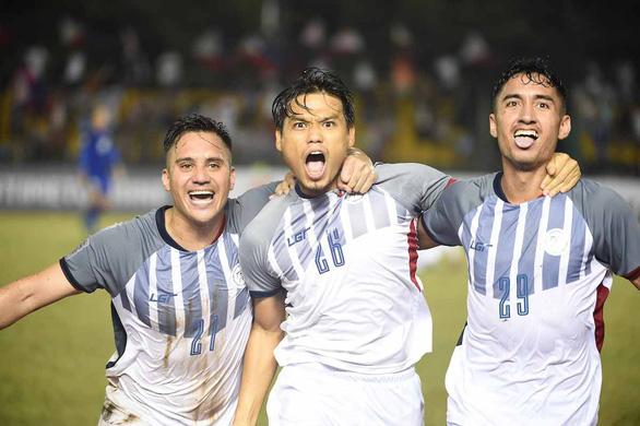 CĐV Philippines chia buồn trước với đội tuyển Việt Nam - Ảnh 2.