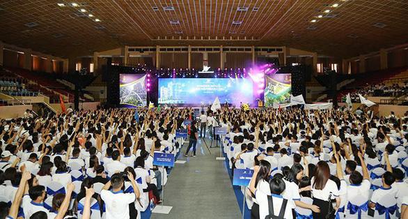 """Sunshine City Sài Gòn tiếp tục """"bùng nổ"""" sự kiện đào tạo sales - Ảnh 2."""
