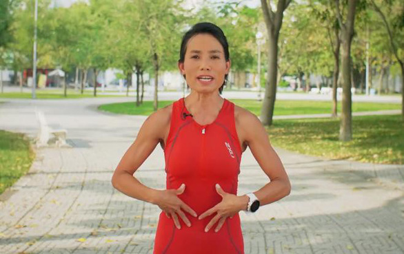 Runner Tiểu Phương hướng dẫn cách chinh phục đường đua marathon - Ảnh 3.