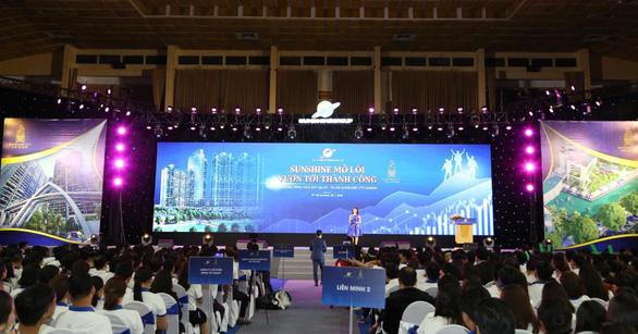 """Sunshine City Sài Gòn tiếp tục """"bùng nổ"""" sự kiện đào tạo sales - Ảnh 5."""