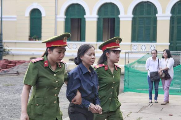 Nguyên tổng giám đốc Lương thực Nam Định: Bị cáo không tư túi gì - Ảnh 2.