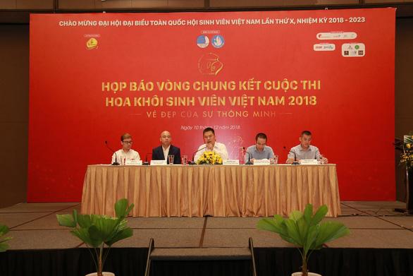 Top 3 Hoa khôi sinh viên Việt Nam 2018 sẽ thăm Trường Sa - Ảnh 2.