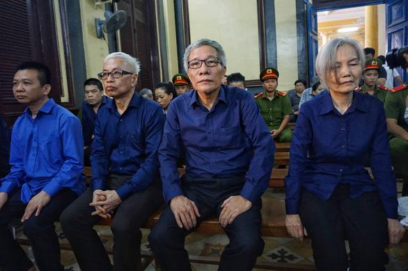 Nguyên tổng giám đốc Lương thực Nam Định: Bị cáo không tư túi gì - Ảnh 1.