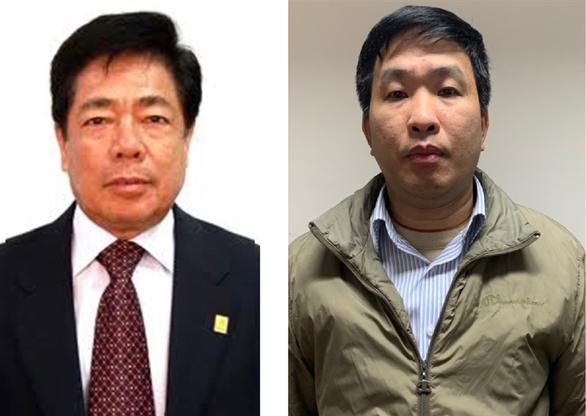 Bắt nguyên tổng giám đốc Vinashin Trương Văn Tuyến - Ảnh 1.