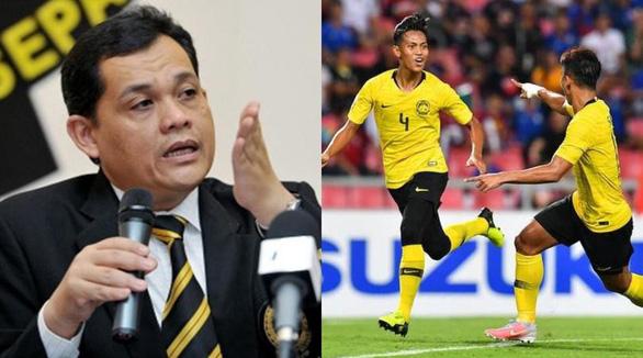 FAM nhắc nhở tuyển Malaysia vì... chơi Facebook - Ảnh 1.