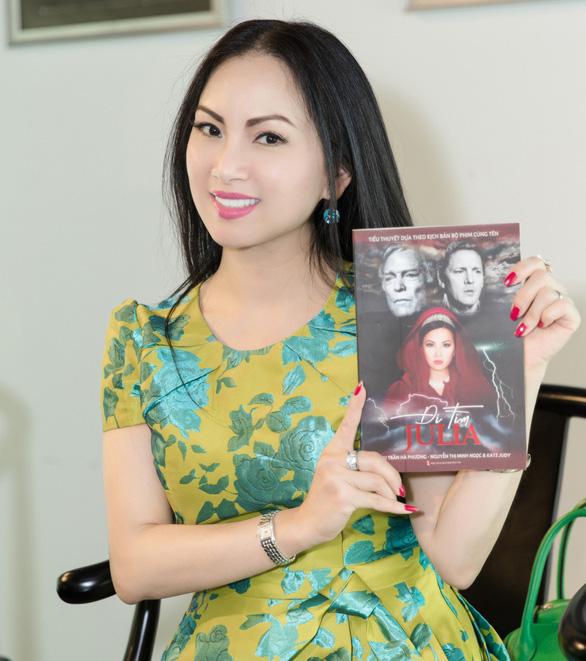 Trăn trở của nghệ sĩ Việt ở Mỹ qua sách của Hà Phương - Ảnh 1.