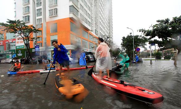 Đà Nẵng chỉ chịu nổi mưa 100mm? - Ảnh 2.