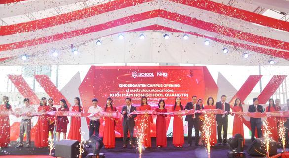 Khối Mầm non iSchool Quảng Trị được đưa vào hoạt động - Ảnh 1.