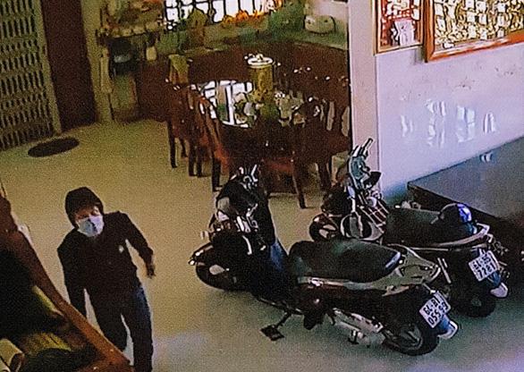 Lập chuyên án vụ mất trộm 8,3 tỉ ở Vĩnh Long - Ảnh 1.