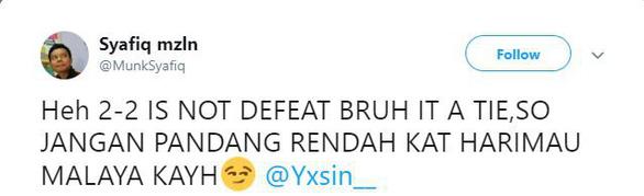 Hòa Việt Nam, CĐV Malaysia khen nức nở cầu thủ đội nhà - Ảnh 6.