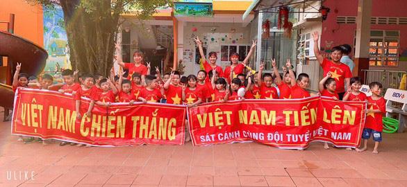 Đông đảo bạn đọc Tuổi Trẻ Online tin tuyển Việt Nam sẽ thắng - Ảnh 2.