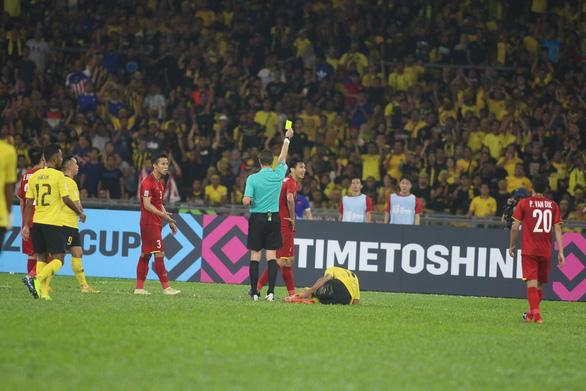 Hàng thủ tuyển Việt Nam nhận điểm số rất thấp từ FOX Sports - Ảnh 1.