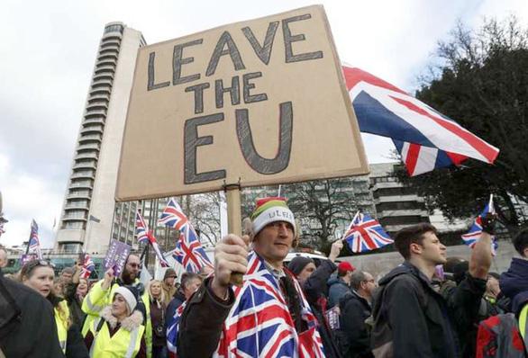 Nếu xảy ra Brexit không thỏa thuận? - Ảnh 5.