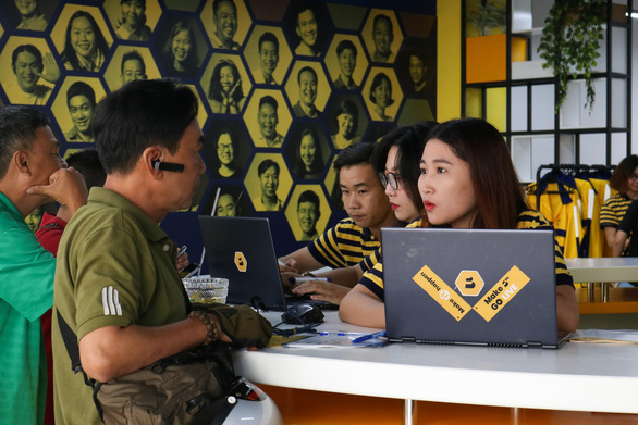 Tài xế hào hứng ứng tuyển cho be - ứng dụng gọi xe thuần Việt - Ảnh 5.