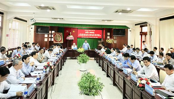 Sớm hoàn thành tuyến cao tốc Trung Lương - Mỹ Thuận, Mỹ Thuận - Cần Thơ - Ảnh 1.