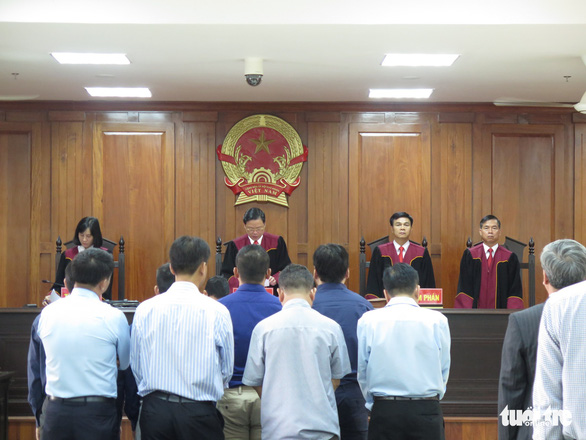 Nhiều đại gia vắng mặt tại phiên tòa Phạm Công Danh giai đoạn 2 - Ảnh 2.