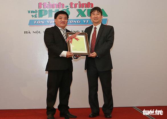 Xác lập 12-12 là Ngày của phở Việt Nam - Ảnh 1.