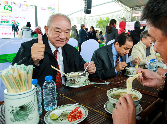 Ngày của phở tại Hà Nội: Phở chính là hộ chiếu của ẩm thực Việt Nam - Ảnh 6.