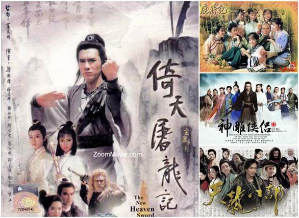Cơn sốt chuyển thể tác phẩm võ hiệp Kim Dung tiếp diễn - Ảnh 2.
