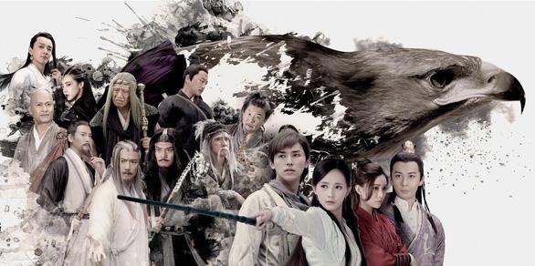 Cơn sốt chuyển thể tác phẩm võ hiệp Kim Dung tiếp diễn - Ảnh 4.