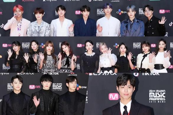 BTS 'ẵm' giải Biểu tượng toàn cầu của năm tại MAMA 2018 - Ảnh 4.