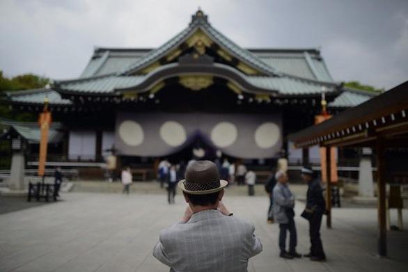 Một người Trung Quốc định đốt đền Yasukuni ở Nhật - Ảnh 1.