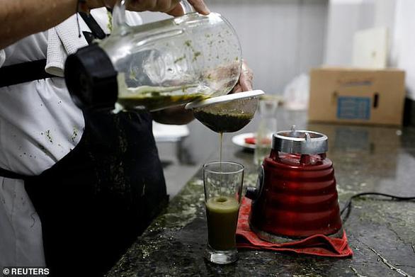 Venezuela: Bệnh nhân trị HIV bằng lá cây vì hết thuốc, thiếu tiền - Ảnh 3.