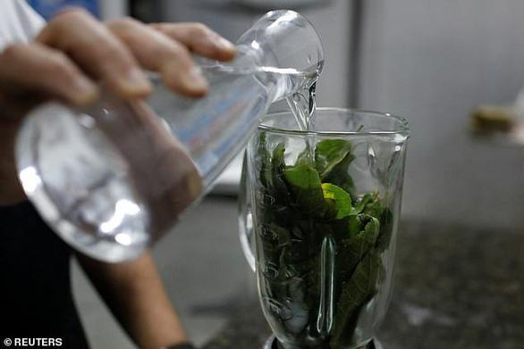 Venezuela: Bệnh nhân trị HIV bằng lá cây vì hết thuốc, thiếu tiền - Ảnh 1.