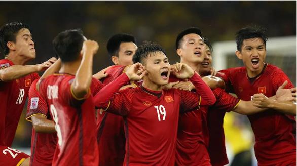 Việt Nam là đội tấn công khó lường nhất ở AFF Cup 2018 - Ảnh 1.