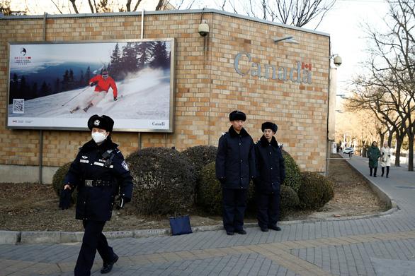 Vụ dẫn độ sếp Huawei, báo Trung Quốc kích mâu thuẫn Mỹ - Canada? - Ảnh 2.