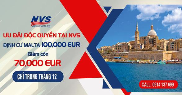 Định cư Malta nhận quốc tịch Châu Âu cho 4 thế hệ với 1,8 tỉ đồng - Ảnh 3.