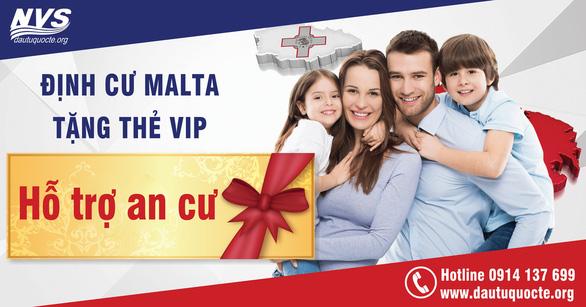 Định cư Malta nhận quốc tịch Châu Âu cho 4 thế hệ với 1,8 tỉ đồng - Ảnh 4.