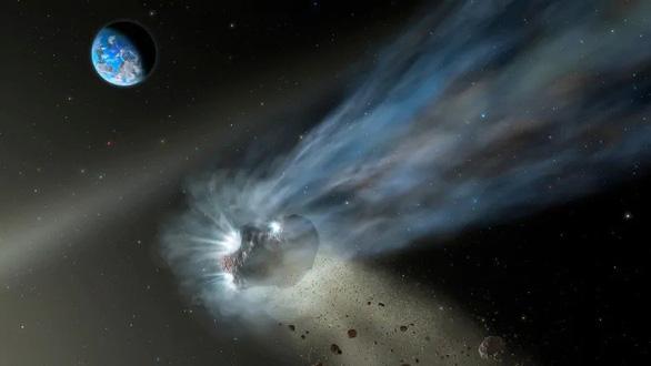 Sao chổi sắp thăm Trái đất: cơ hội soi thấy lịch sử địa cầu - Ảnh 1.