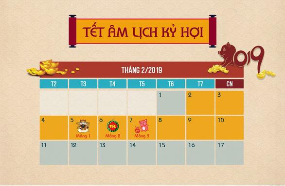 Học sinh TP.HCM nghỉ Tết Nguyên đán 16 ngày - Ảnh 2.