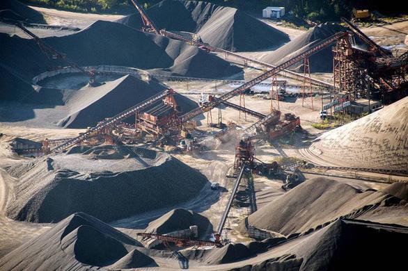 Hết cát, con người lấy gì xây dựng trong tương lai? - Ảnh 1.